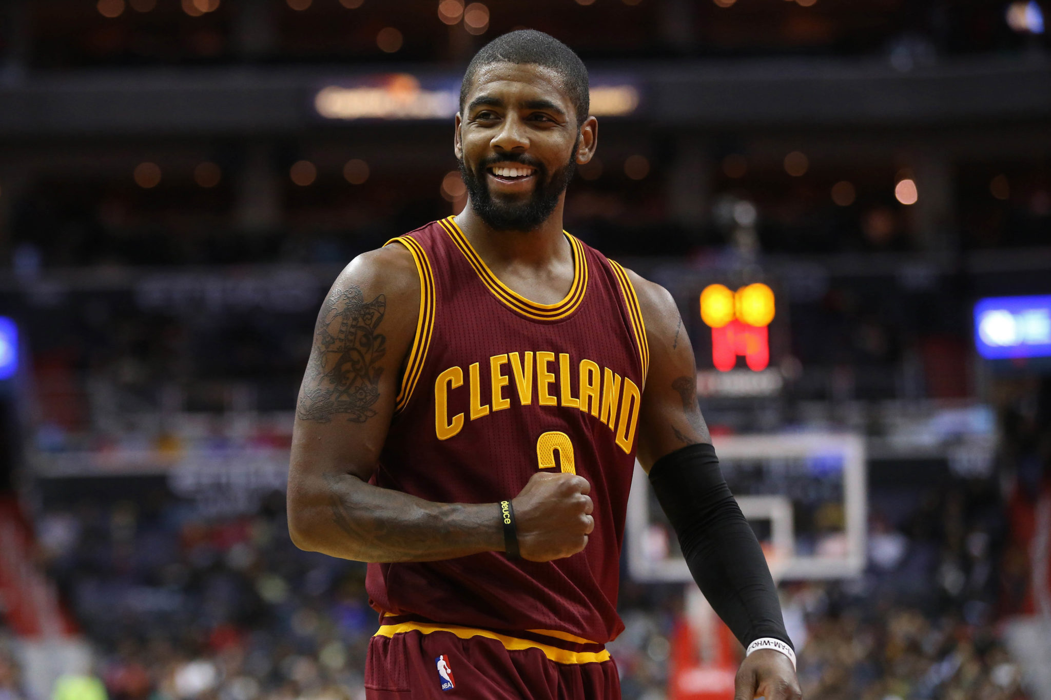 4d15bbcd Kyrie Irving To Star In 'Uncle Drew' Movie Produced By Pepsi