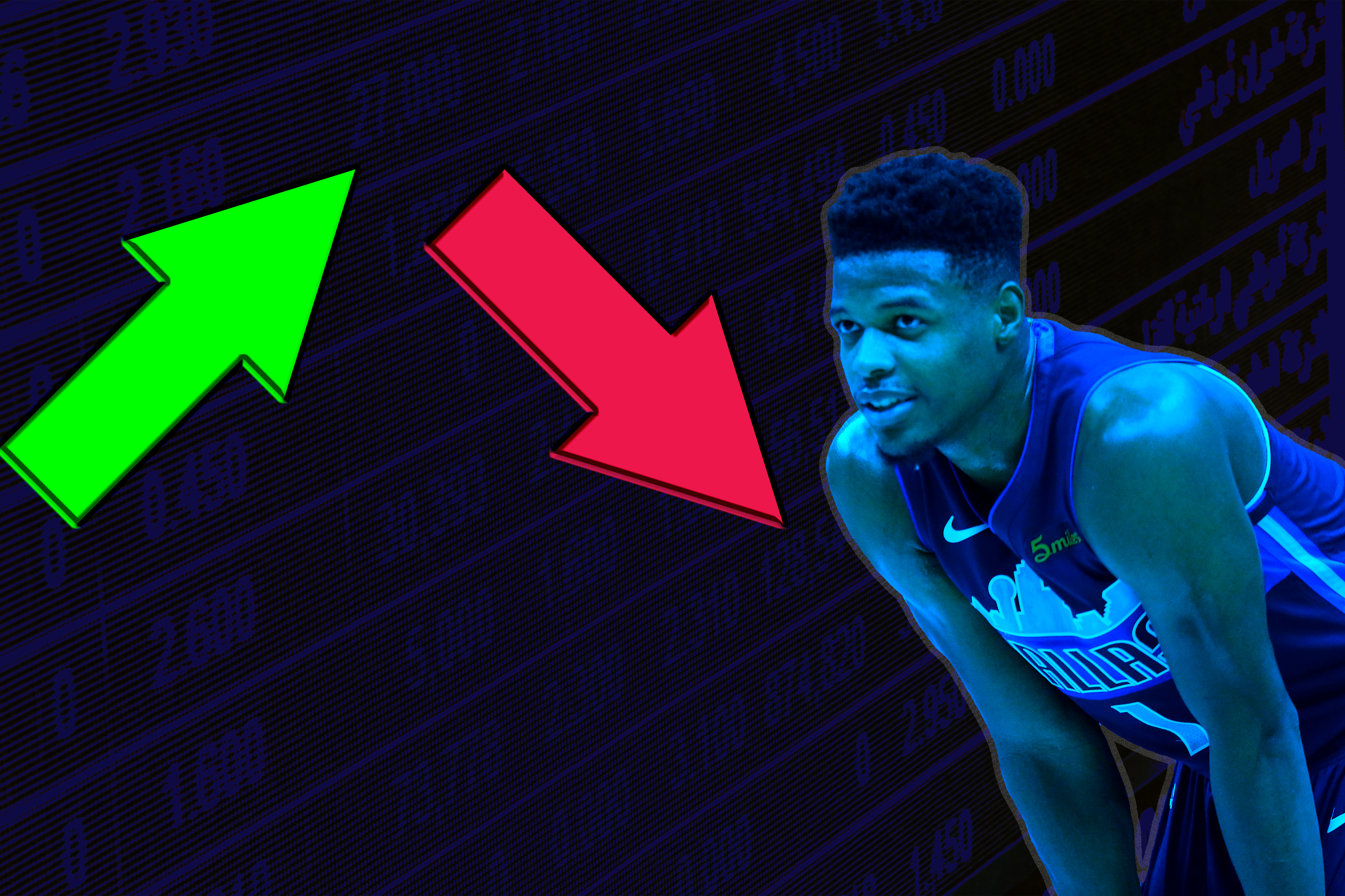 0d139762aab NBA Market Watch: Don't Sell Your Dennis Smith Jr. Stock